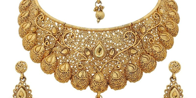 Jewellery - A Perfect Synonym For Glamour And Beauty
